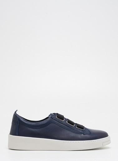 F By Fabrika Fabrika Düz N Bağcıklı Renk Novan Erkek Ayakkabı Lacivert